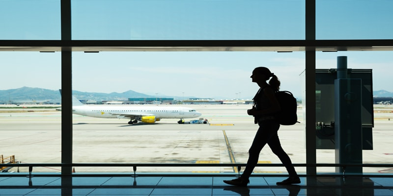 Travelling for a TEFL job
