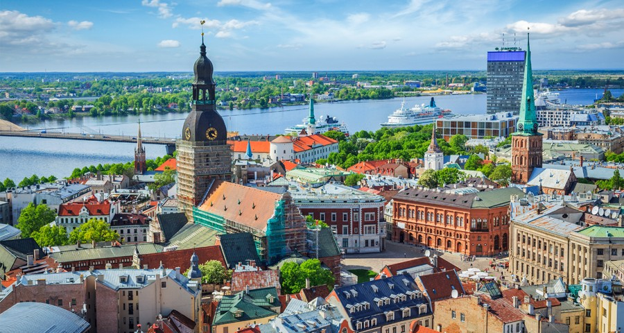 Teach English in Latvia
