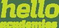 Hello Academies logo